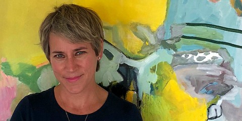 Visit Liz Leggett's Opening Reception at Newton Roux Gallery , Westport, Connecticut