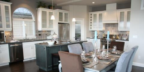 3 Tips on Matching Kitchen Cabinets & Countertops, Denver, Colorado