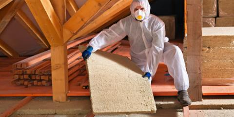 When Should You Get an Asbestos Inspection?, Poplar Tent, North Carolina