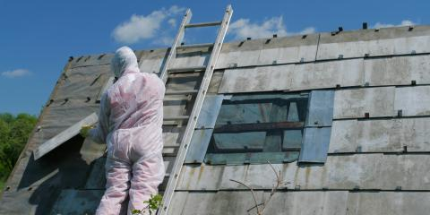 What To Expect During An Asbestos Roof Removal Omaha Nebraska