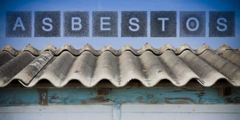 5 Common Building Materials That Contain Asbestos, Bridgeport, Connecticut