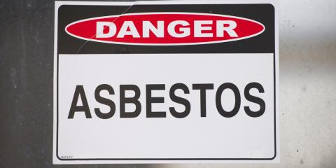Minimize Risk With an Asbestos Inspection by Licensed Pros , Poplar Tent, North Carolina