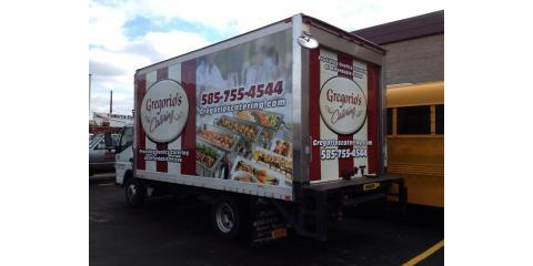 Four Big Reasons Why Advertising With an ASC Graphics Vehicle Wrap Pays Off, Rochester, New York