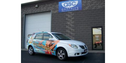 Advertise On The Go With Digital Decals From ASC Graphics, Rochester, New York