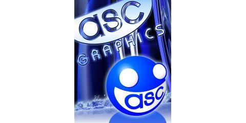 Get The Perfect Custom Made Graphic Designs From The Specialist At ASC Graphics, Rochester, New York