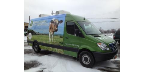 Farm Sanctuary ASPCA affiliate - Turkey rescue mission, Rochester, New York