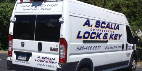 A. Scalia Lock & Key, Locksmith, Services, Preston, Connecticut