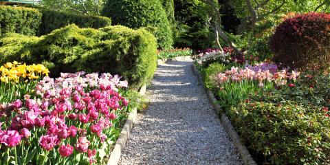 Why Your Flower Beds Need Stone Borders, Asheboro, North Carolina