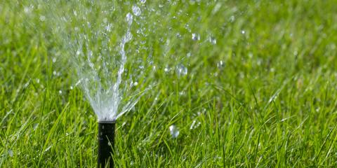 How to Prevent an Overwatered Lawn, Asheboro, North Carolina