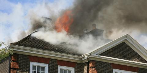 When Does Your Home Insurance Cover Fire Damage?, Randleman, North Carolina