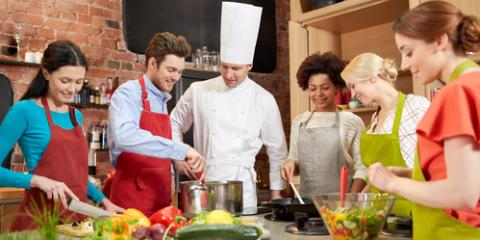 Why Cooking Classes Are an Excellent Team-Building Activity, Asheville, North Carolina