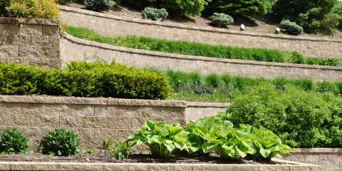 How Terraces Help Prevent Erosion, Ashland, Missouri