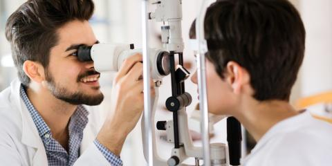 Differences Between Optometrists & Ophthalmologists, Ashland, Kentucky