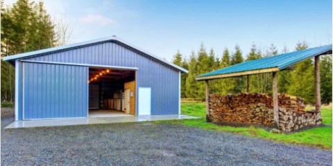 3 Benefits of Metal Sheds, Ashland, Missouri