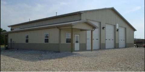How to Control Condensation on Metal Buildings, Ashland, Missouri