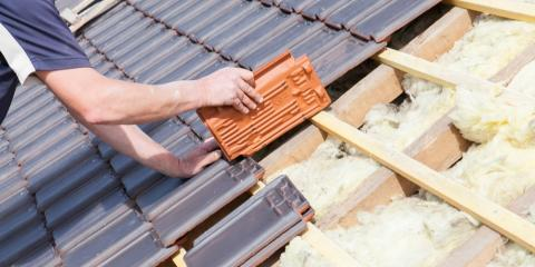 3 Important Differences Between Roofing Tiles & Shingles, Ashtabula, Ohio