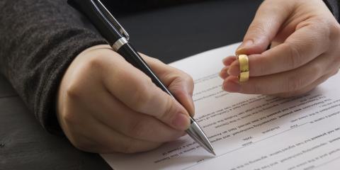 The Pros & Cons of a Legal Separation, Ashtabula, Ohio