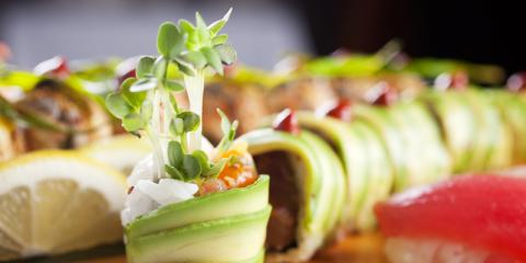 Enjoy Scrumptious Sushi at Asia Nine, Gaithersburg, Maryland