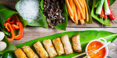What Are the Most Common Ingredients in Authentic Asian Cuisine?, Lahaina, Hawaii