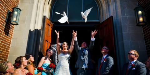 A Sign of Peace White Dove Releases , Wedding Entertainment, Services, Erlanger, Kentucky