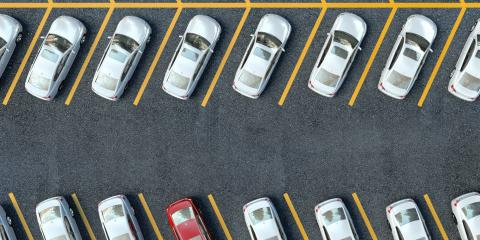 3 Ways to Maximize Your Parking Lot's Space, Richmond, Kentucky