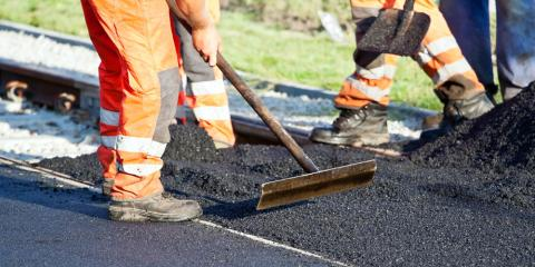 The Top 3 Reasons to Hire an Asphalt Contractor, Lexington-Fayette, Kentucky