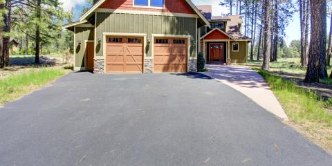 3 Signs Your Asphalt Driveway Needs Repairs, Helena Flats, Montana