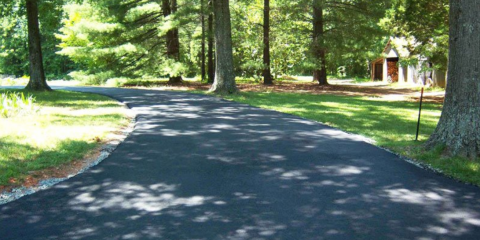 How Long Will It Take to Pave Your Driveway?, High Point, North Carolina