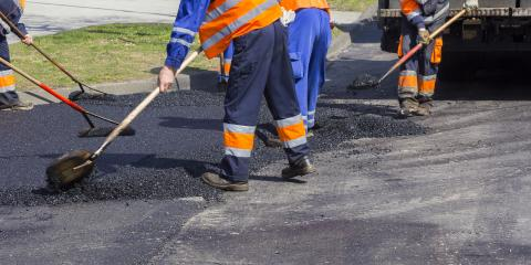Why Should Winter Asphalt Damage Be Repaired in Spring?, ,