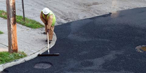 Why You Should Seal Your Asphalt Before Summer, Hamilton, Ohio