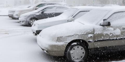 How to Prepare Parking Lots for Winter, Syracuse, New York
