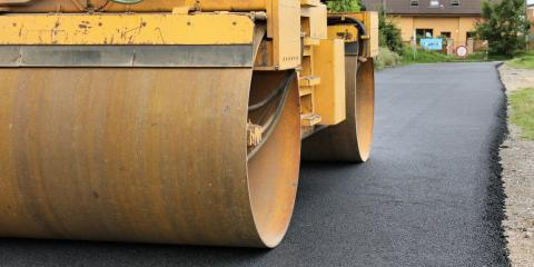 3 Signs Your Asphalt Driveway Needs to be Replaced, Meriden, Connecticut