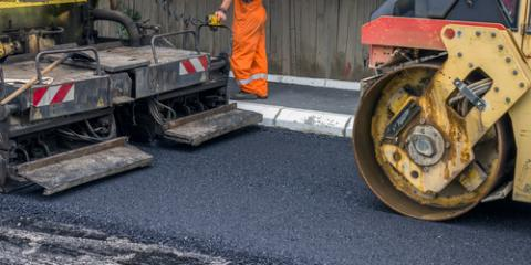 Why Winter Is a Good Time for Asphalt Driveway Repair, Baltic, Connecticut