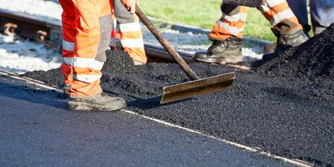 The Differences Between Asphalt & Concrete Driveways, Middletown, Ohio