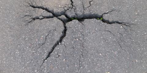 Image result for cracked asphalt