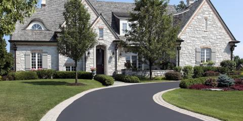5 Benefits of Using Asphalt Sealer, Hamilton, Ohio