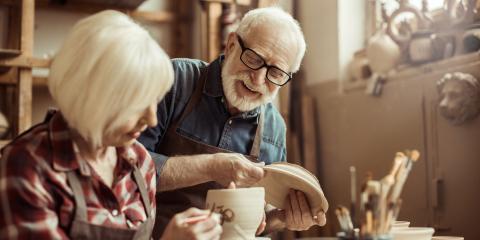 3 Ways Art Improves Seniors' Quality of Life, Rocky Fork, Missouri