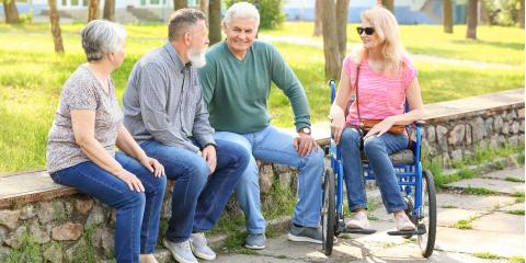 What Is the Difference Between Assisted Living & Nursing Homes?, Rocky Fork, Missouri