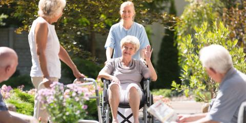 How Are Assisted Living Facilities & Nursing Homes Different?, Kalispell, Montana