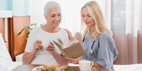 How to Celebrate Library Lovers' Month With Senior Loved Ones, Greece, New York