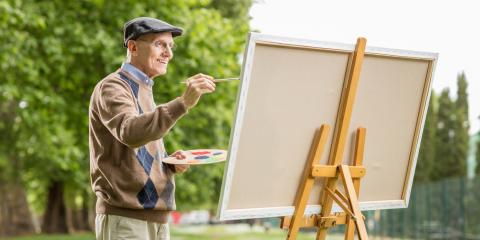 3 Ways Art Improves Quality of Life for Seniors, Powell, Ohio
