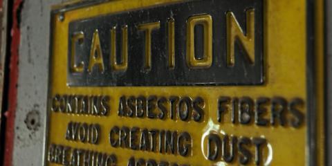 Understanding 3 Environmental Protection Agency Laws Regarding Asbestos, Bridgeport, Connecticut