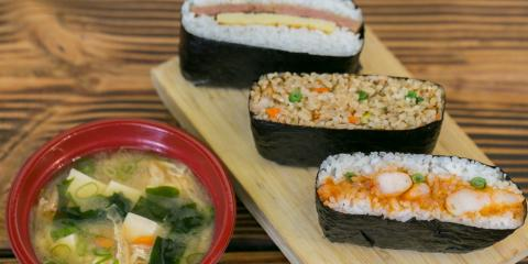 Try These New Japanese Dishes at Ma'Ona Musubi, Honolulu, Hawaii
