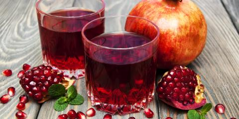 Top 3 Health Benefits of Eating Pomegranates , Atlanta, Georgia