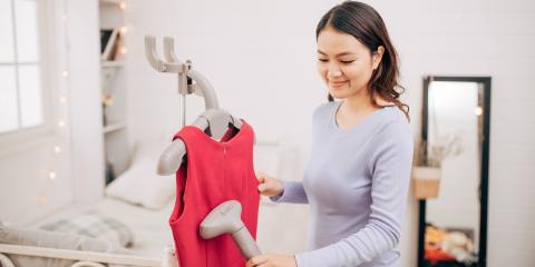 Should You Iron or Steam Your Clothes?, Atlanta, Georgia