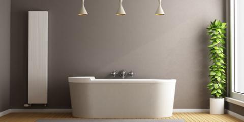 5 Ways to Use Custom Lighting in a Bathroom, Atlanta, Georgia