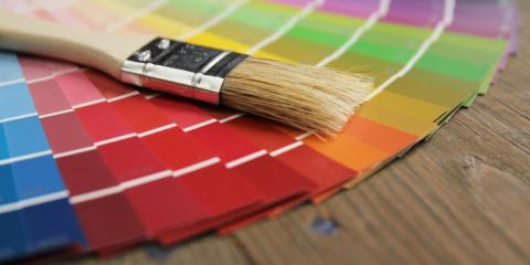 A Painter Explains 5 Mistakes to Avoid When Choosing Colors, Atlanta, Georgia