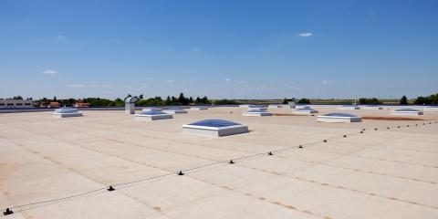 3 Benefits of Flat Roofs, Waleska, Georgia