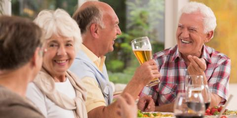 3 Tips for Hosting a Dinner Party in Your Senior Apartment, Atlanta, Georgia
