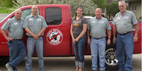 Atlantic Pest Control: A 3rd-Generation Company With the Best Exterminators in Iowa, Atlantic, Iowa